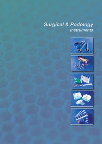 Surgical & Podology - index