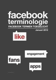 Facebook Terminologie - Yes2web