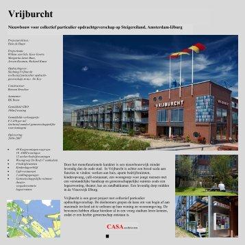 informatie - Casa architecten