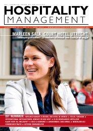 marleen sala, court Hotel utrecHt: - Hospitality Management