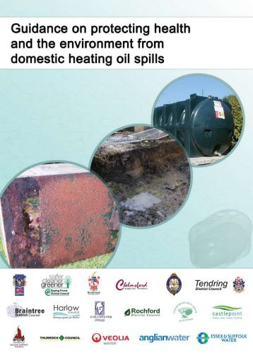 Domestic Heating Oil Tank Guidance - Pembrokeshire County Council
