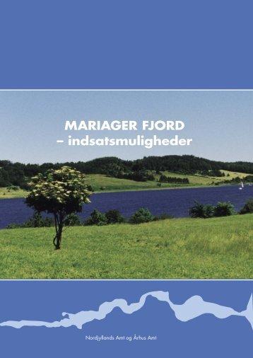 Indsatsmuligheder - Mariager Fjord
