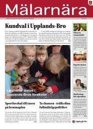 Kundval i Upplands-Bro
