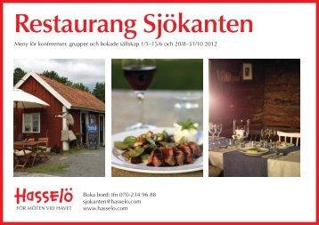 Restaurang Sjökanten