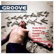 Dandy Warhols Lambchop Dynamo Chapel Emmon Kim ... - Groove