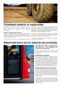 Batterier till tyngre fordon - Global Batterier AB - Page 2