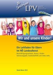 Wir und unsere Kinder! - LPV