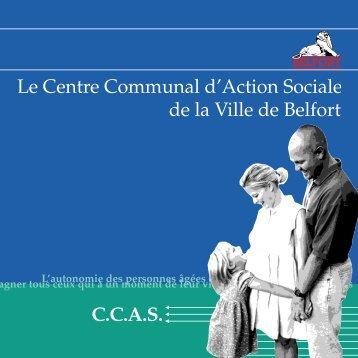 Le Service Municipal de Santé - Belfort