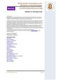Diabetes en Zwangerschap - NVOG