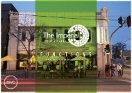 Download The Imperial South Yarra Function Pack