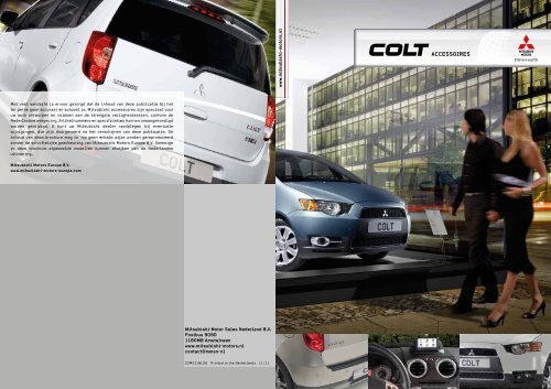 AccEssoirEs - Mitsubishi