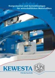Komponenten und Systemlösungen für ... - Kewesta GmbH