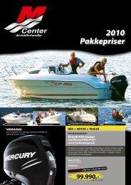 Ekskl. lev. omk. 3.500,- 2010 Pakkepriser - Mercury