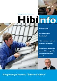 Jaargang 8 september/oktober; nr 4 - Hibin