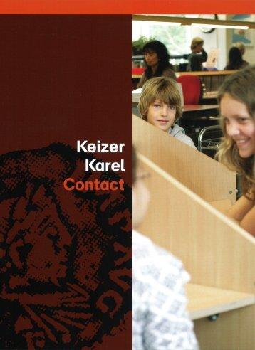 woord vooraf - Keizer Karel College