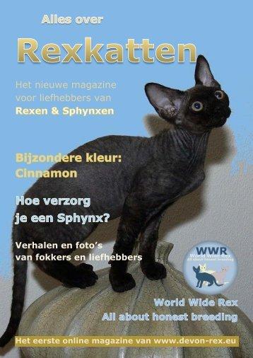 Het nieuwe magazine voor liefhebbers van