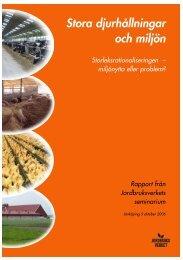 Stora djurhållningar–enkelsida.qxd - bild - Jordbruksverket