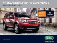 FREELANDER 2 Td4 e EXPERIENCE - Auto Stahl