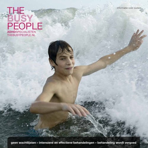 Handout om signalen met ouders te bespreken - The Busy People