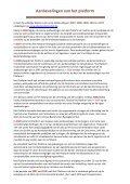 Klik hier voor de aanbevelingen van het Platform Dag Zonder Krediet. - Page 4