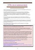 Klik hier voor de aanbevelingen van het Platform Dag Zonder Krediet. - Page 6