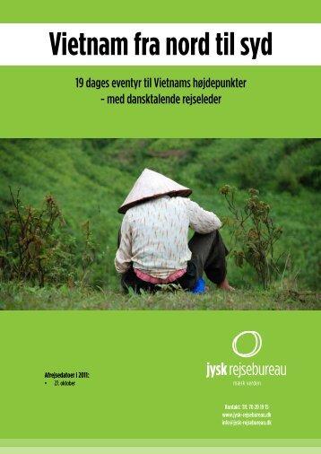 Vietnam fra nord til syd - Jysk Rejsebureau