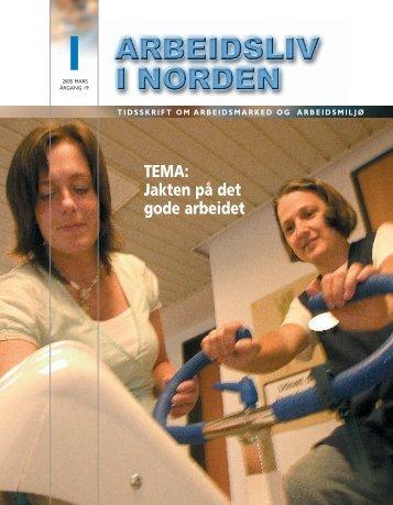 Revirkamp om arbetsrätten - Arbeidsliv i Norden