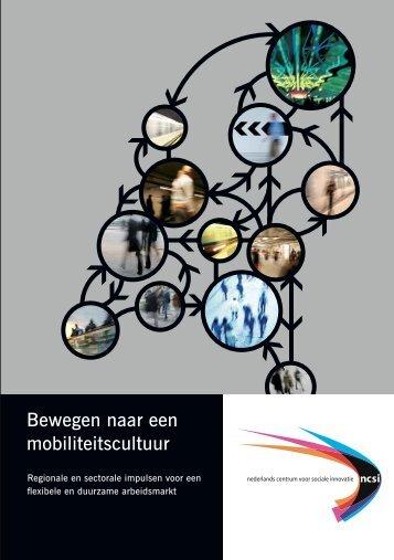 Bewegen naar een mobiliteitscultuur - Innovatief in Werk