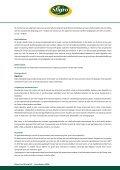 Risicobeheer - Sligro Food Group - Page 3