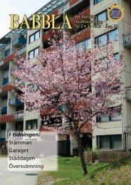Hämta utgåva nr:2 2013 - Banslätt
