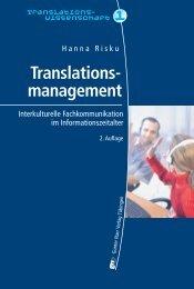 Translations- management - Narr