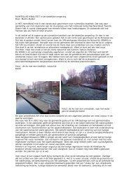 Ruimtelijke kwaliteit in de stedelijke omgeving - Almelo