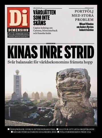 Kinas inre strid - Den svåra resan - Exportera.se