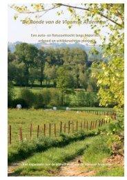 brochure zoektocht - Stad Oudenaarde