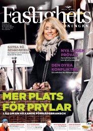 Nr 1, 2012 - Fastighetstidningen