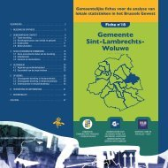 Gemeente Sint-Lambrechts- Woluwe - Observatoire de la Santé et ...