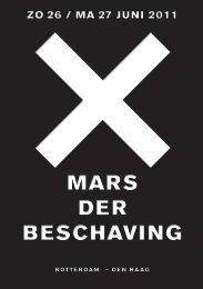 mars der beschaving mars der beschaving - Radio Kootwijk LIVE