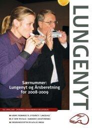 Download Lungenyt 2, 2009 - Danmarks Lungeforening