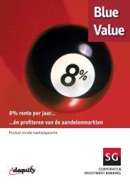 Blue Value - Index People
