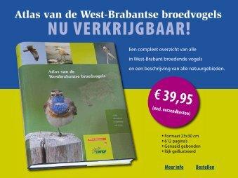 meer info over het boek - Vogels in Brabant