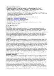 ALGEMENE INFORMATIE - Priesterwachtdienst: 12 juli - parochie st ...