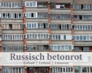 Russisch betonrot - Anthologie