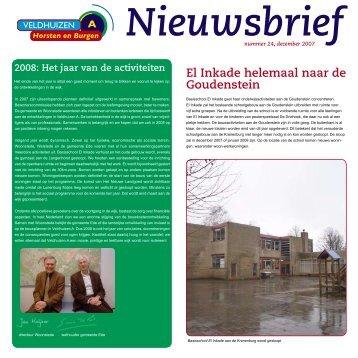 december - Veldhuizen