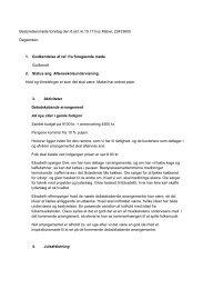 HF Referat Bestyrelsesmøde 6. oktober 2011