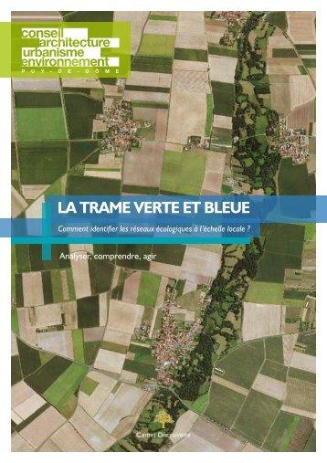 la trame verte et bleue - Caue63.com