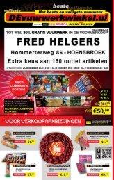 Download / Bekijk folder in Acrobat PDF formaat (6mb) - Fred Helgers