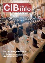 De CIB Vastgoed-Oscars - Real Estate Awards