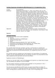 Verslag ALV 19 september 2012 - Blb