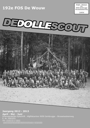 April 2013 Mei 2013 Juni 2013 - 192e De Wouw