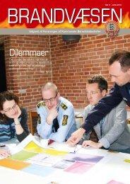 Dilemmaer - Foreningen af Kommunale Beredskabschefer